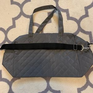 BRAND NEW Quilted Weekender